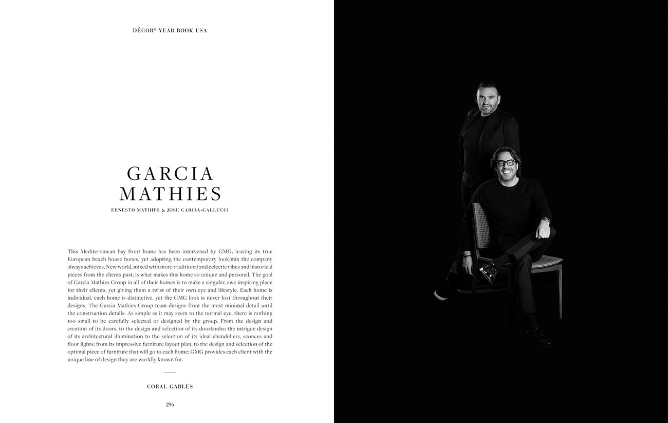 Decor Book - News & Press by Garcia Mathies