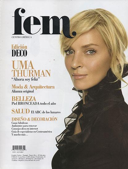 Fem Magazine - News & Press by Garcia Mathies