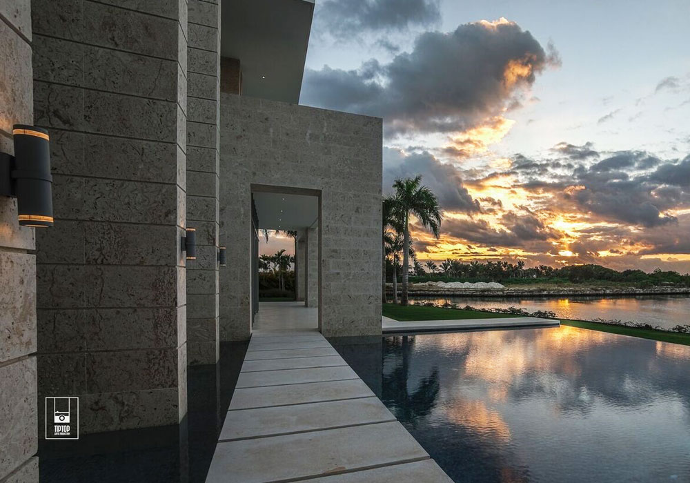 Beach House 2 by Garcia Mathies