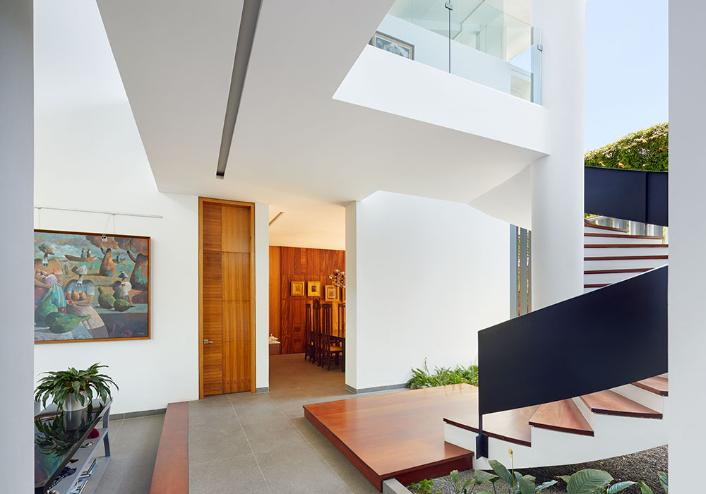 City House 1 by Garcia Mathies