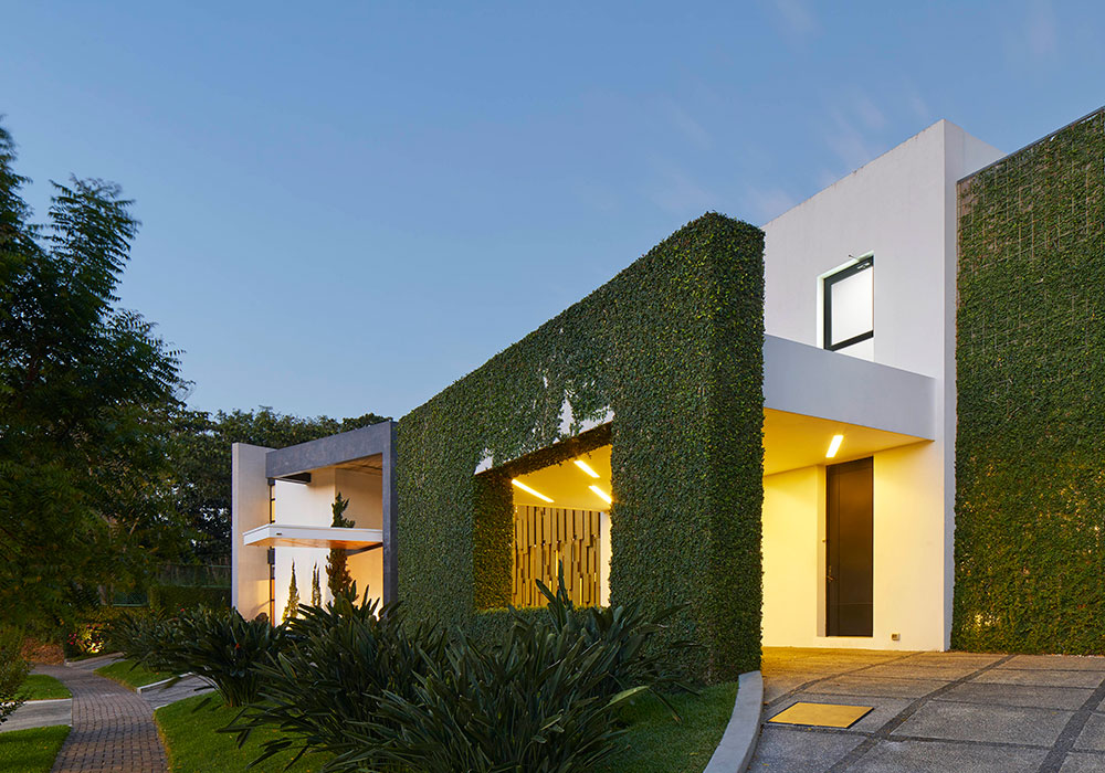 City House 3 by Garcia Mathies