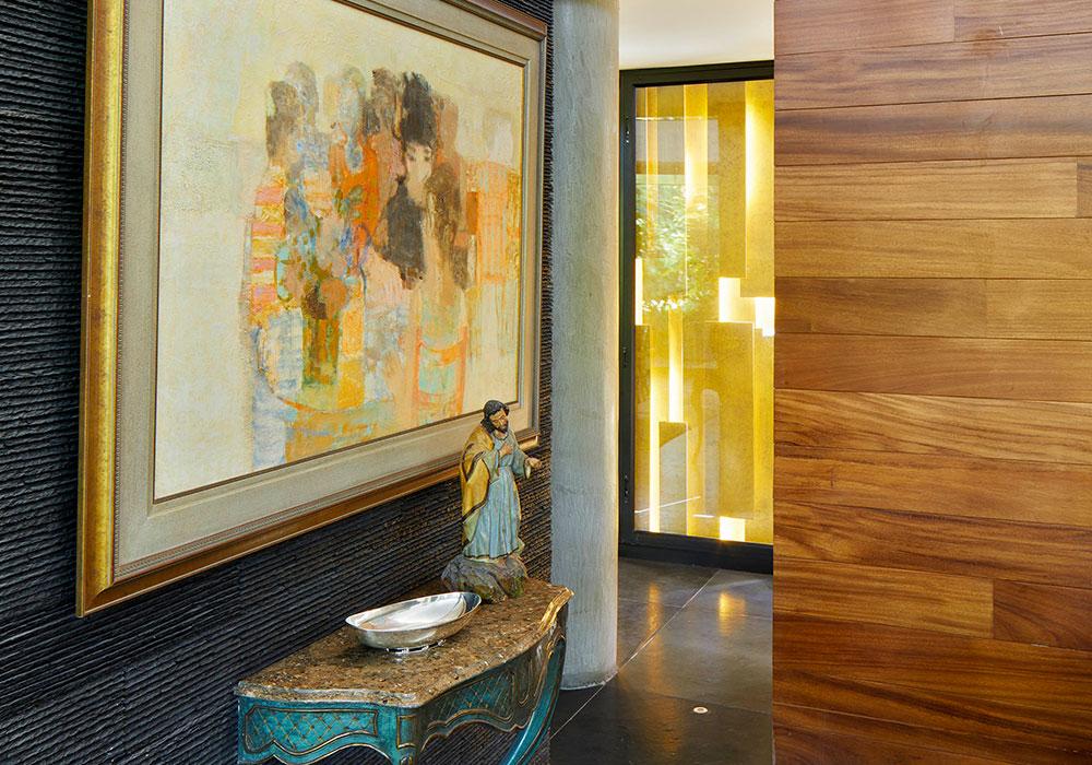 City House 3 Interior Design by Garcia Mathies