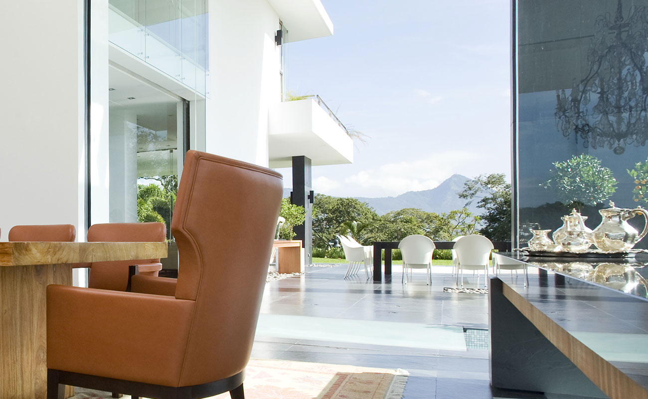 City House 4 Interior Design by Garcia Mathies