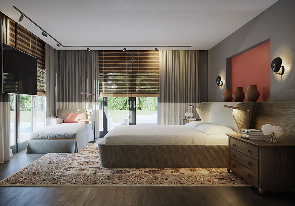 City House 7 Interior Design by Garcia Mathies