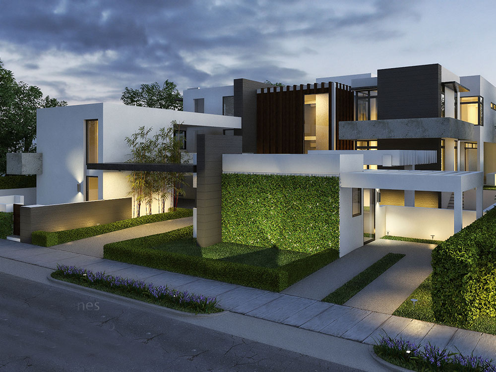 City House 9 by Garcia Mathies