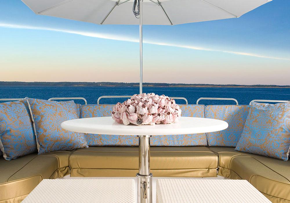 Yacht by Garcia Mathies